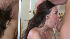 wife takes her first bbc